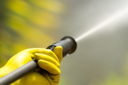 How does professional pressure washing benefit your home