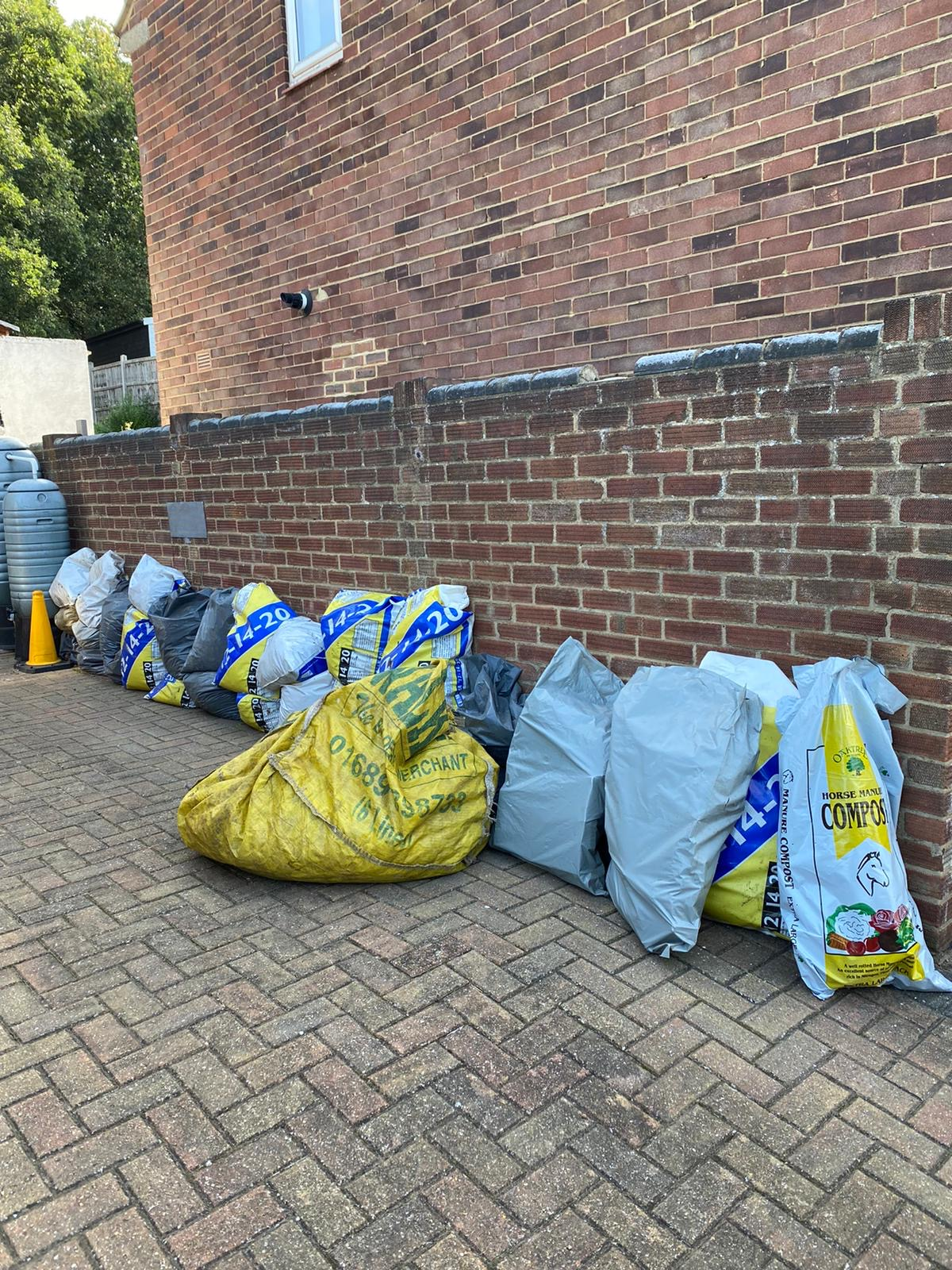 Builders and garden waste orpington br